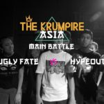 Young Ugly Fate vs Hypeout | MAIN BATTLE 1ST ROUND | THE KRUMPIRE ASIA 2019