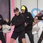 매드타운 조타 더기춤 ㅋㅋㅋ jota's dougie dance 👍