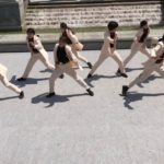 精華女子高等学校ダンス部 天神中央公園