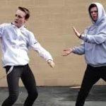 Amazing Dubstep dance