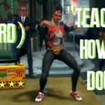 """Dance Central 3 : """"Teach Me How to Dougie"""" (Hard/Gold Stars)"""