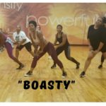 Dance Workout – Boasty | Dance Fitness with Tee Yasmeen | Reggae Dance Workout to Lose Weight
