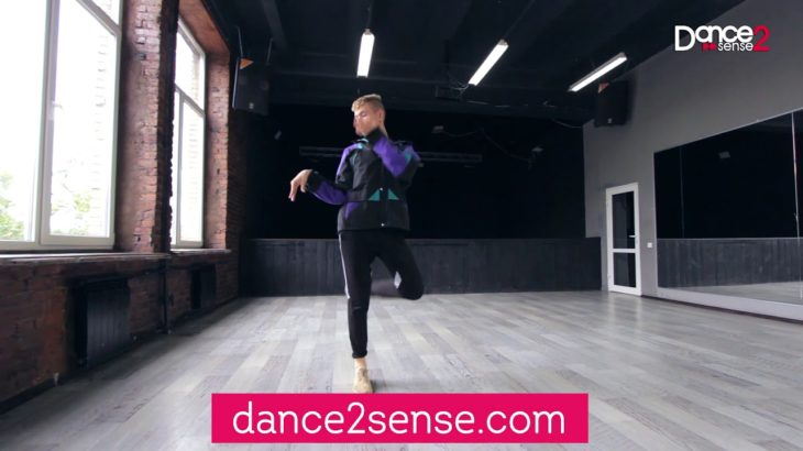 Dance2sense: Teaser – Vogue dance tutorial by Ovcharenko
