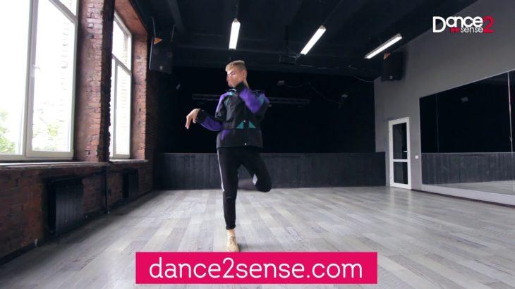 Dance2sense: Teaser – Vogue dance tutorial by Ovcharenko