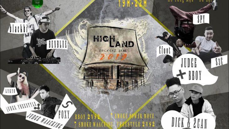 Hamster Crew Eliza Waack | Highland Jam 2019 | Judge show | Waacker Foxy
