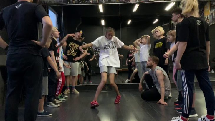 Krump Session 2019 #54 | Dance Centre Myway