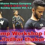 Krump Workshop by Liladhar Thakur | Dance plus | Sunday Session Vol. 4.2 | Shamo Dance Company