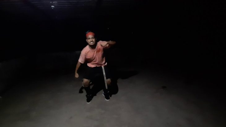 Titanium – Charlie Puth | Dance cover | Krump | By Lonewolf a.k.a Young Killa'B | Freestyle | .