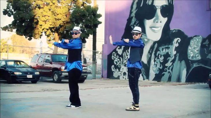 【世界絶賛】アニメーションダンス 曲:マイケル ジャクソン