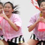よさこい光が丘2019③|地元高校のダンス部演技