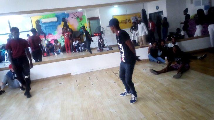 #Ango #Street #Dance danço o #Krump #Maddness com o #Afro #Beat…….2019