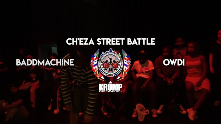BaddMachine VS Owdi | HIPHOP Semi Final | EBS BELGIUM KRUMP QUALIFIER 2019