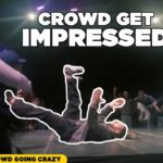 Crowd Gets Impressed By Dancers | Crowd Going Crazy in Dance Battles 4th Edition 🔥