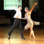 Daisuke Masuda & Mami Tsukada (JAPAN) 2019 OSAKA International Dance Championships