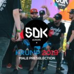 KRUMP MALE PRESELECTION │ SDK 2019