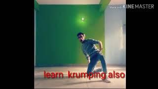 Krumping ( glance dance forte )