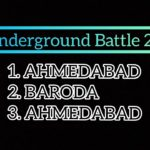 Underground Dance Battle – Kevin Dodiya   Ahmedabad   Baroda   Krump  