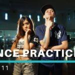 Vlog#11 – Dance Practice – Shuffle, C-Walk, BBoy, Nae Nae, Dougie