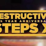 Yoshie (Bebop Crew/JPN)   Judge Showcase   Destructive Steps X Street Dance Festival