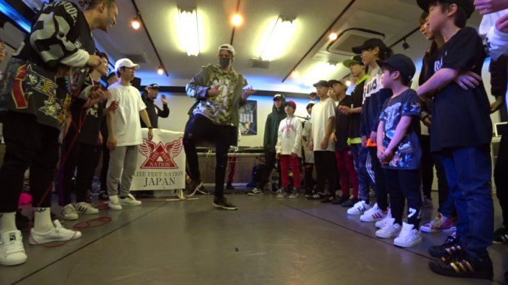 ART from Russia Flexing Bonebreak / LITEFEET NATION JAPAN CHAMPIONSHIP 2017 DANCE SHOWCASE