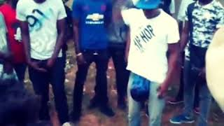 Cameroun# session krump #fabby