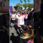 Dougie Grandma break dancing in Las Vegas!