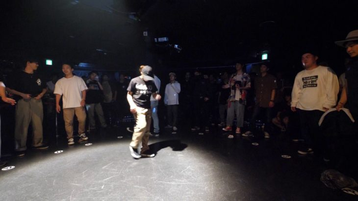 F circle sweet dream POP SP!! POPPIN DANCE BATTLE 17/6/20