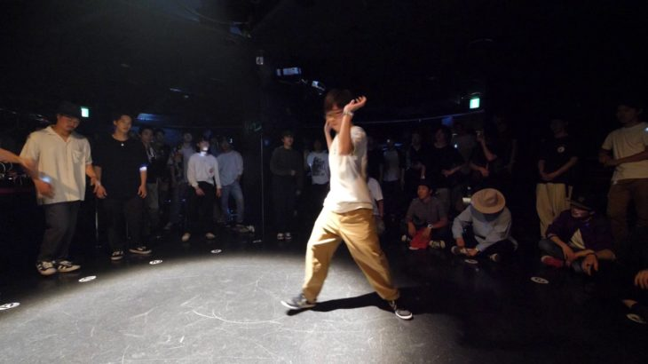 H circle sweet dream POP SP!! POPPIN DANCE BATTLE 17/6/20