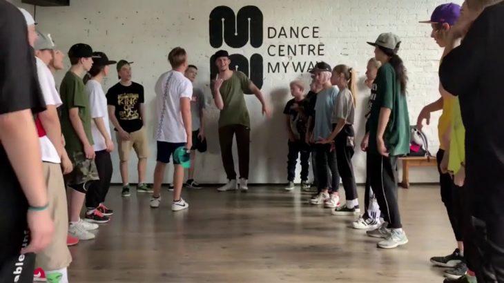 OniX's exit | Krump | Kiev MyWay Dane Academy Session @2019