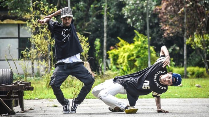 Unstoppable | Dubstep dance | By RuBul and Hirok