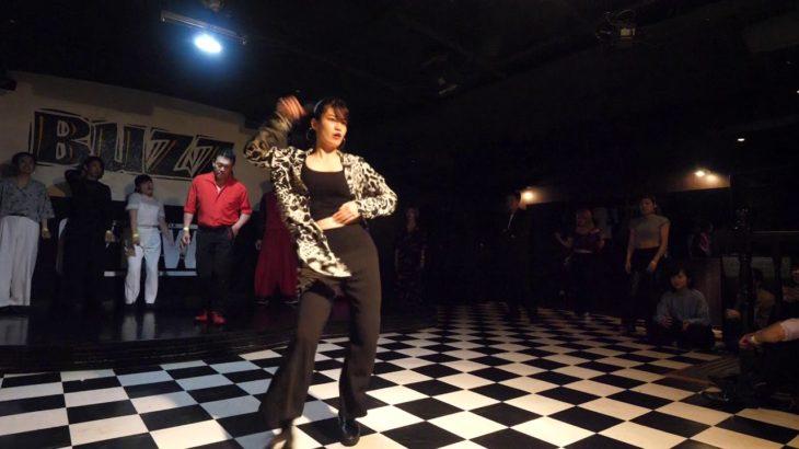 WAACK 21~30 circle W-1 東京予選 WAACK DANCE BATTLE