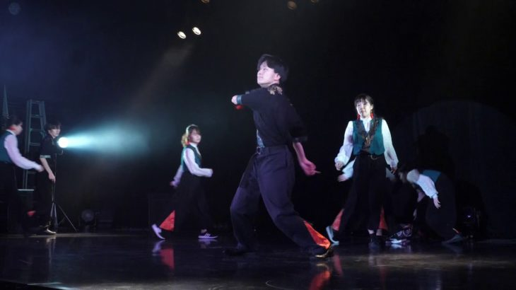WAACK number Bound Junction vol.14 慶應大学ダンスサークルイベント