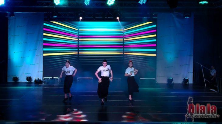 Waack Attack CREW   отчетный концерт Dance Studio OLALA