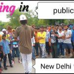 mark rosas – Higher, Dubstep, (lnaki remix) dancing in 4 public plac in New Delhi