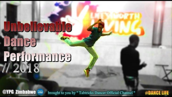 Dubstep Dance Performance -Tabtricks