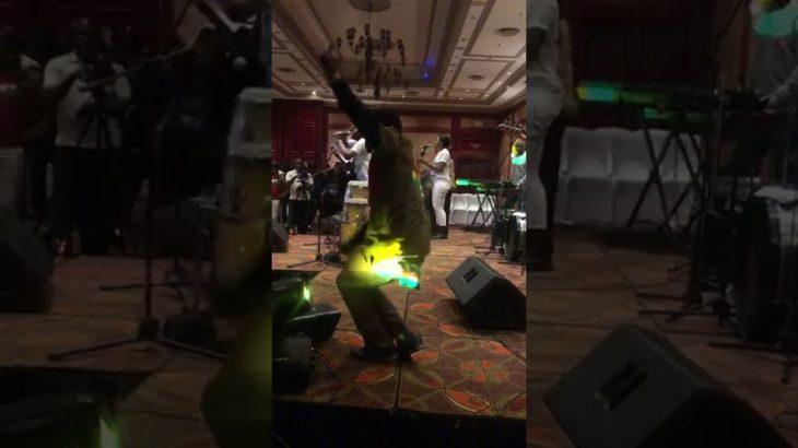 Howard Mashau Reggae Dance