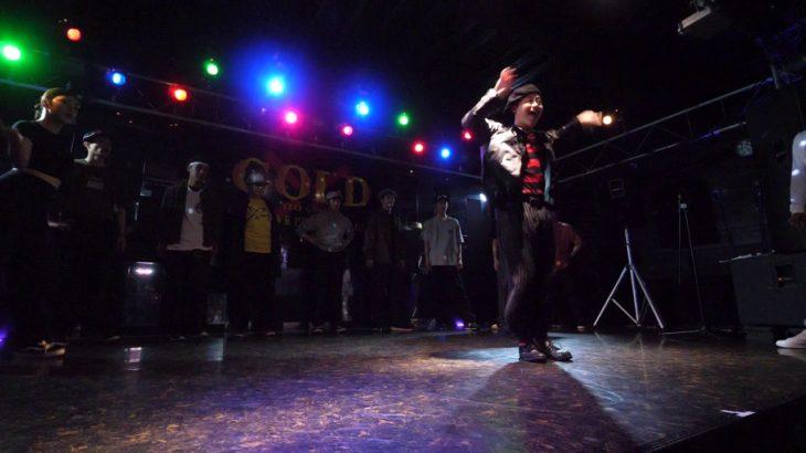 LOCK WAACK Circle SUPERSTAR DANCE BATTLE 18/5/6