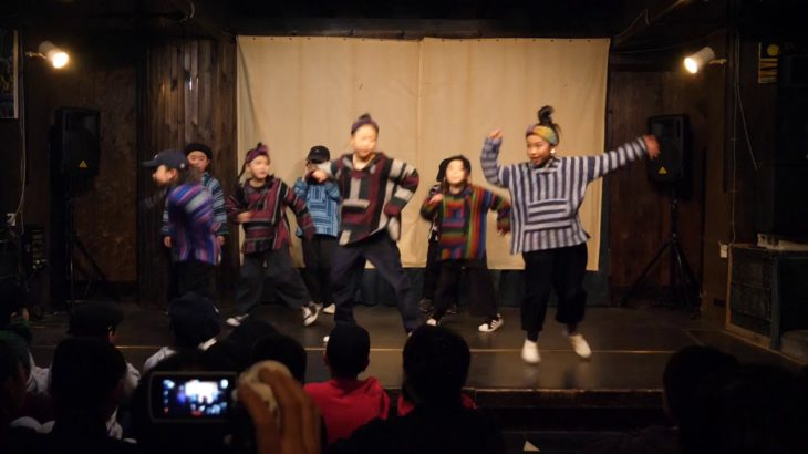 POTATO CHIPS OVERSTEP vol.21 FINAL HOUSE DANCE EVENT