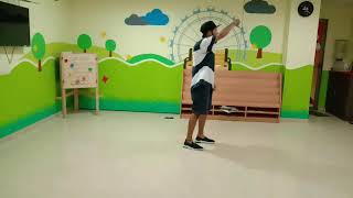 Pachtaoge | Arjit singh | Freestyle krump On kid's Demand | Deepak Bhagat
