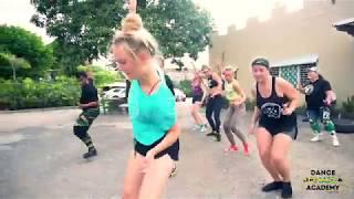 Reggae Dancehall Foundation | LATONYA STYLE | Dance Jamaica Academy