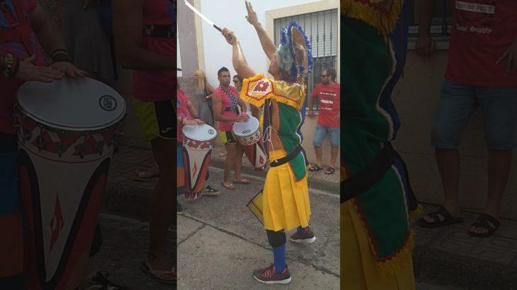 Samba reggae Andalucía (Pedro Abad 2019)