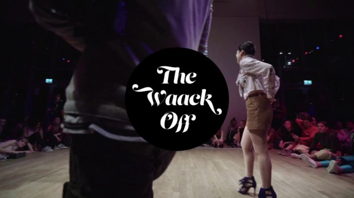 The Waack Off | moment(urb)an Round 3 – Connection | Anna (Germany) and Pinklady (Italy)