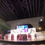 大阪府立堺西高等学校女子ダンス部  ゑぇじゃないか祭り2019【前夜祭】