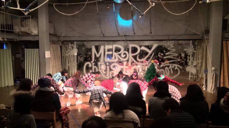Lockin' dance ロック ダンス|ロッキング ジュニアクラス|2013クリスマス|ダンススタジオ