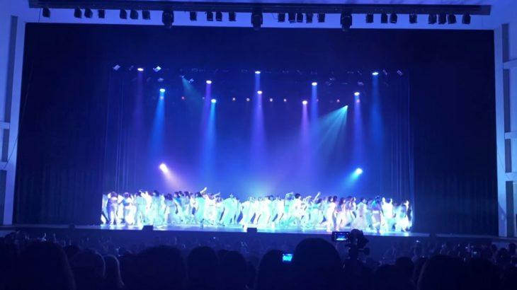 昭和女子大学ダンス部AUBE 42nd presents「YOU」M1 OP