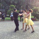 Bebop 2 đào bài 7 | CLB Khiêu vũ Nhịp sống vui | BEBOP lesson 7
