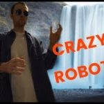 CRAZY NEW ROBOT WITH WATERY ARMS DANCES TO DUBSTEP!!!!!