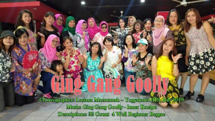 Ging Gang Goolly Line Dance (Reggae)