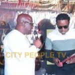 Oshery Wins Arewa Best Dance / Hall Reggae Aritiste Of The Year