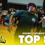 Undead vs Girl Badraw | 1v1 Krump Top 8 | Buck Invasion Singapore | RPProds
